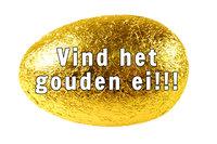 Een gouden ei is geld waard!!!
