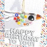 Verjaardagskaart sturen? Vrolijke kaart om te feliciteren met een cadeau