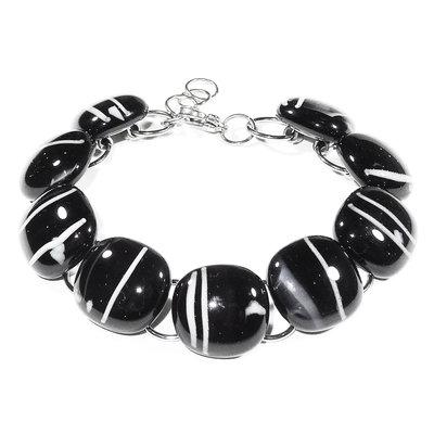 RVS Armband Black Vs. White