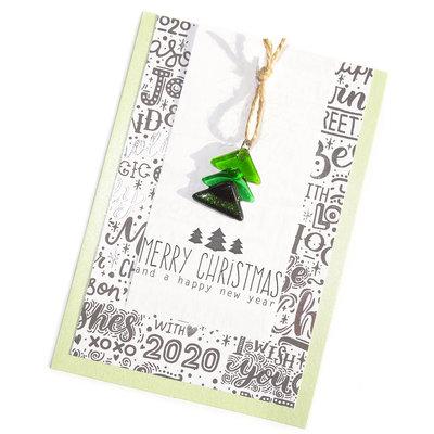 Kerstkaart - Merry Christmas!