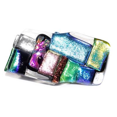 Broche Colorful Blocks