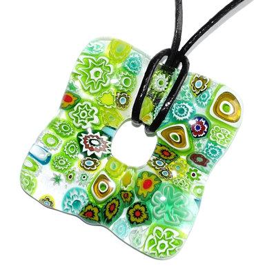 Millefiori Glashanger Green Specials
