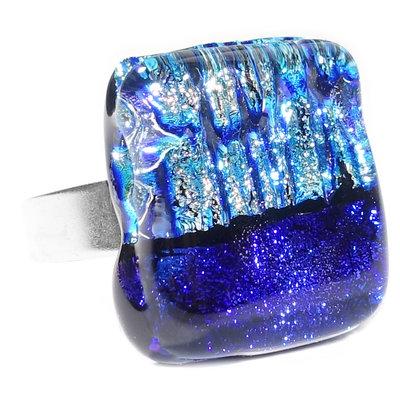 RVS Ring Blue Tones