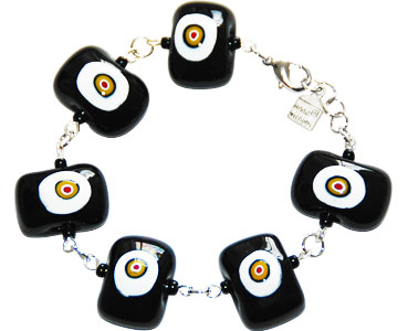 Armband Golden Eye