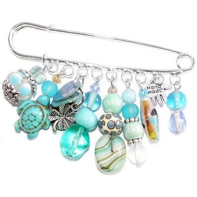 Broche Lightblue Special