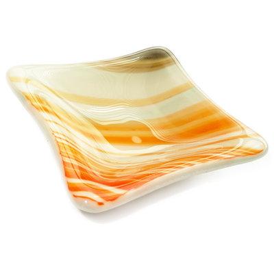 Schaaltje Orange Striped