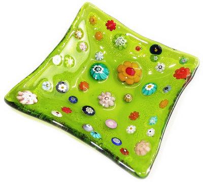 Schaaltje Green Multicolor