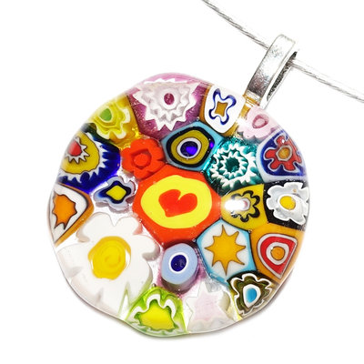Millefiori Glashanger Love Colors